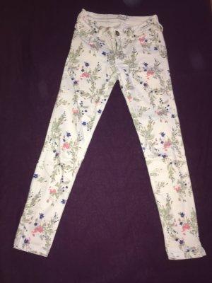 Blumige Jeans von Soccx