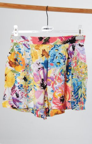 blumige Shorts von H&M