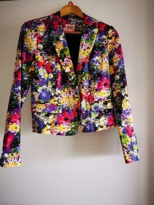 Vero Moda Short Blazer multicolored cotton