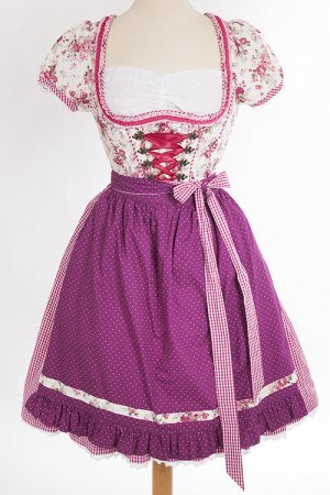 MarJo Dirndl multicolored