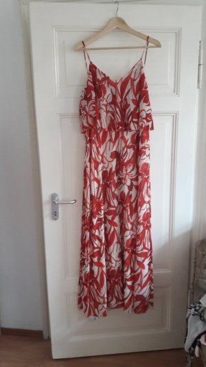 Blumiges Sommer - Maxikleid