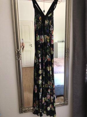 Orsay Vestido largo multicolor Viscosa