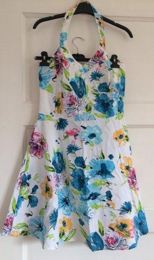 blumiges Sommerkleid
