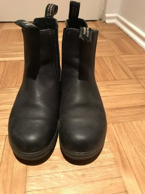 Blundstone schwarz Chelsea Boots Größe 5