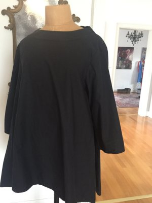 Wendy Trendy Long Blouse black