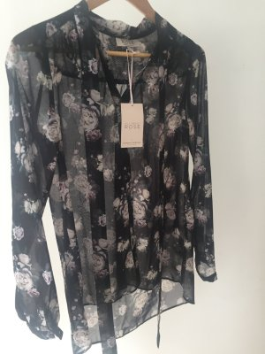 Dorothy Perkins Blusa collo a cravatta multicolore