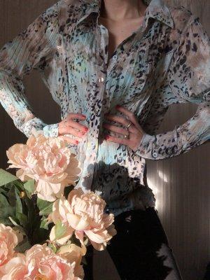 Bonita Blusa Crash multicolore