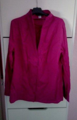 H&M Blouse Collar pink-violet