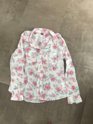 H&M Divided Camisa de manga larga multicolor