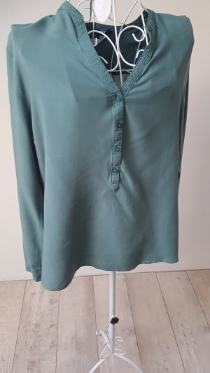 17&co Slip-over blouse grijs-groen