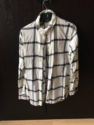 H&M Geruite blouse veelkleurig