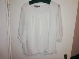 Ashley Brooke Camicetta a blusa bianco sporco-crema