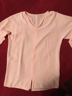 Long Blouse apricot-nude