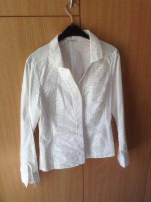 Naracamicie Blusa-camisa blanco Algodón