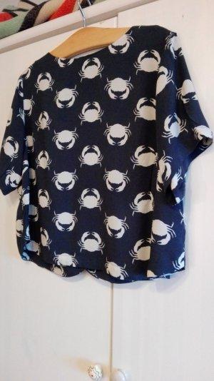 Bluse, 42, raffinierter Rücken, H&M