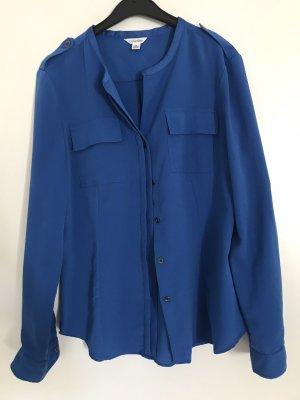 Calvin Klein Short Sleeved Blouse cornflower blue