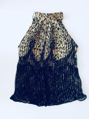 Tally Weijl Blusa de cuello alto multicolor