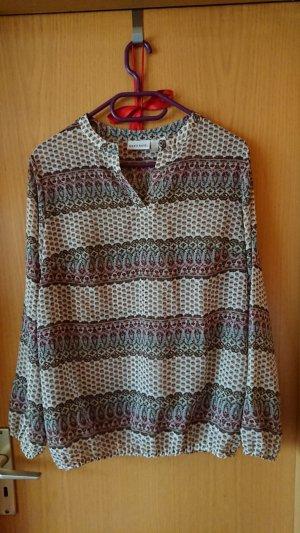 Laura Kent Oversized blouse veelkleurig