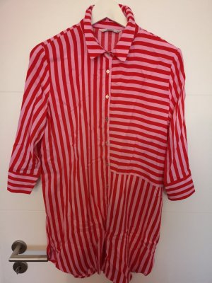 Only Oversized blouse rood-roze