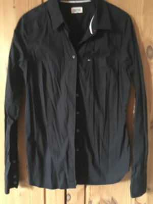 Tommy Hilfiger Shirt Blouse black