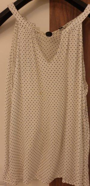 Promod Camicetta a blusa bianco-nero