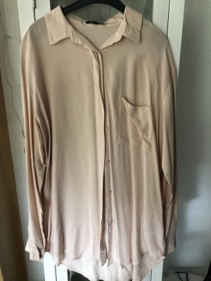 Ann Christine Blouse oversized rosé