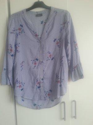 100 Print Shirt light blue