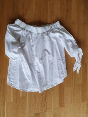 Bodyflirt Carmen blouse wit