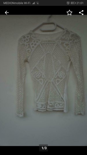 H&M Blouse topje wit-room