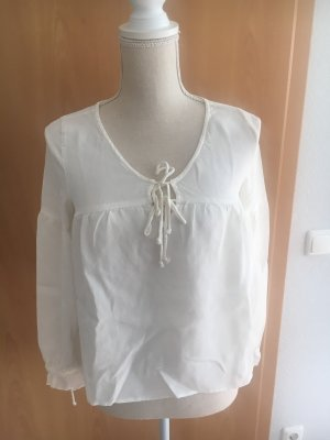 Tally Weijl Blouse en crash blanc cassé