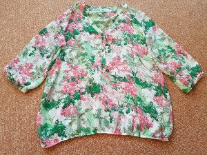 Orsay Short Sleeved Blouse multicolored