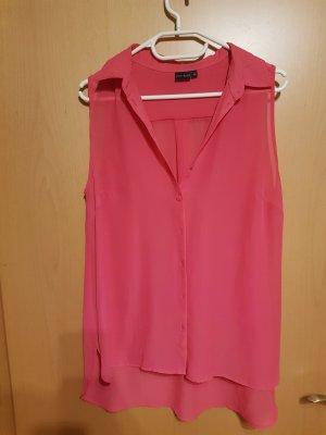 Bodyflirt Mouwloze blouse roze