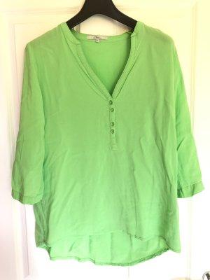 17&co Slip-over blouse groen