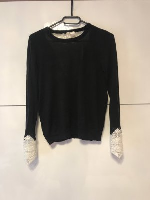 H&M Dickey (for blouse) black