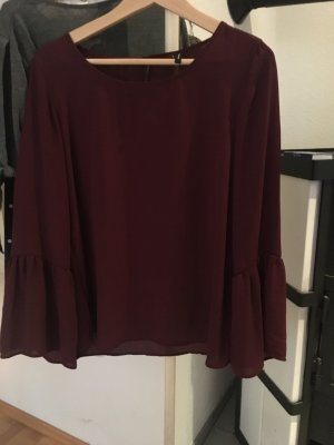 Vero Moda Carmen Blouse purple
