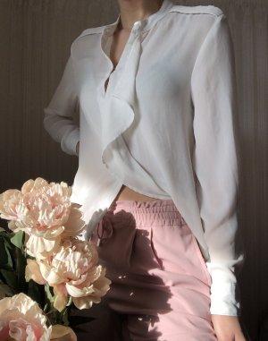 H&M Blouse à manches longues multicolore