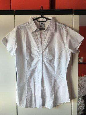 Adler Blusa-camisa blanco
