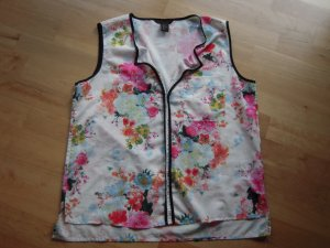 H&M Sleeveless Blouse multicolored polyester