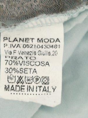 Bluse Ärmellos Größe 38 Made in Italy