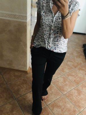 Bluse /Ärmellose /Shirt /Sommerbluse /Knöpfe /