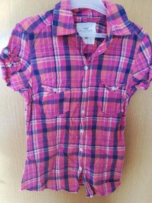 H&M Chaqueta tipo blusa multicolor
