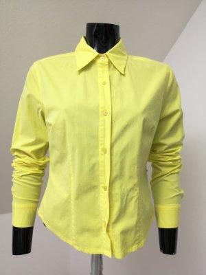 Versace Camicetta a blusa giallo neon