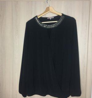 Anna Field Camisa de mujer negro Sintético