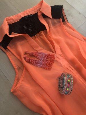Bluse + Armband + Ohrringe