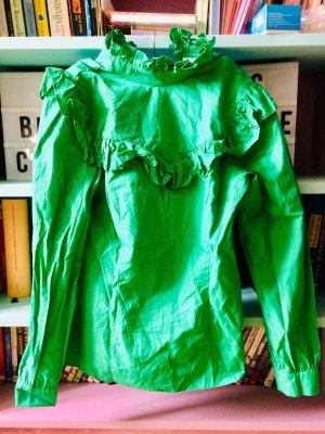 Bluse ASOS grün