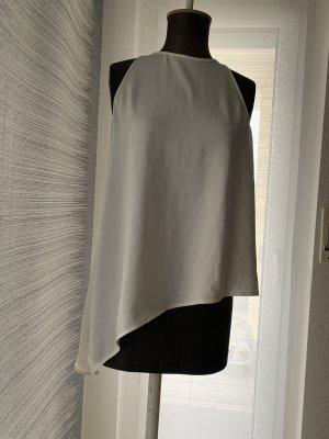 H&M Tunic Blouse white
