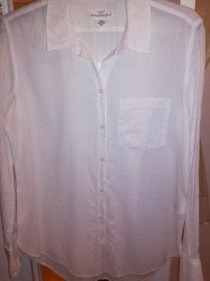 Bluse aus Baumwolle.
