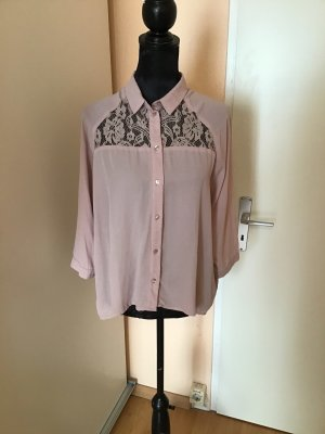 H&M Oversized blouse veelkleurig Polyester