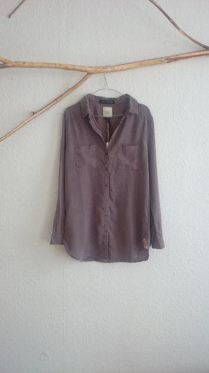 Bluse aus Lyocell von Khujo