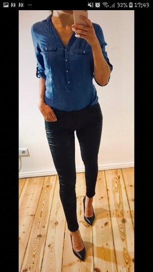 Bluse aus zara größe XS